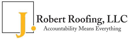 J. Robert Roofing Logo