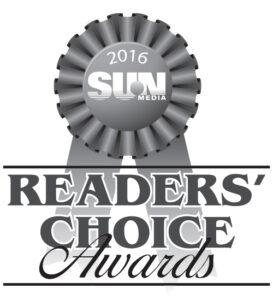 reader's choice logo 2016