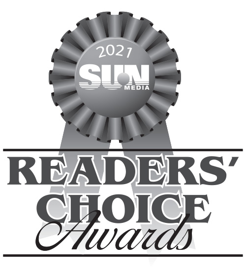 readers' choice logo 2021